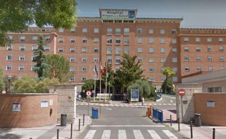 El niño de siete años fue trasladado al hospital Virgen de la Salud de Toledo, donde continúa ingresado