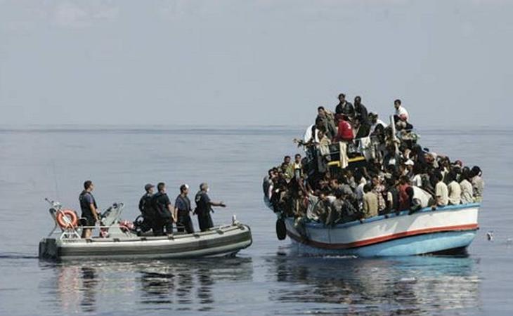 Muchos inmigrantes han muerto en el Mediterráneo en busca de una vida mejor