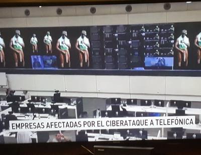 El 'negro de WhatsApp' se cuela en la noticia sobre el hackeo de Telefónica de Antena 3