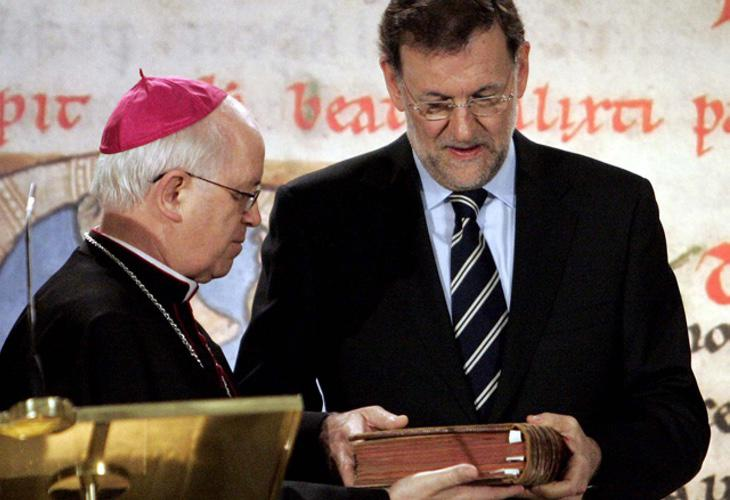 España se define como un Estado 'aconfesional'