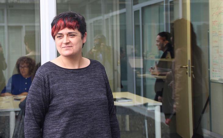 Marian Beitialarrangoitia ha preparado una batería de preguntas para el número dos de Interior