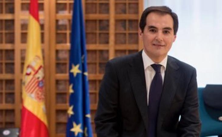 José Antonio Nieto es el número dos de Interior