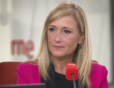 La Guardia Civil pide la imputación de Cristina Cifuentes por la financiación irregular del PP madrileño