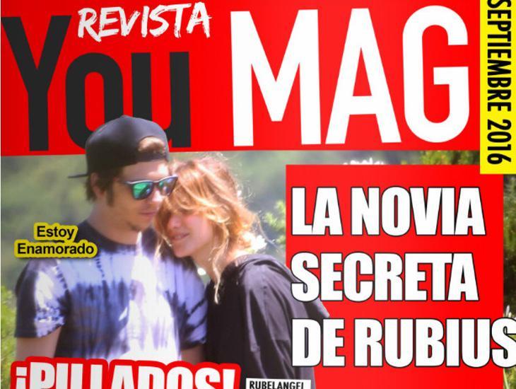 Única portada de la revista YouMag