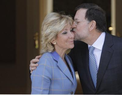 El Gobierno de Aguirre desvió dinero público para financiar la campaña de Rajoy a la Moncloa
