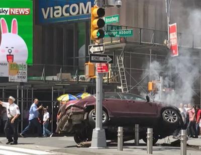 Al menos 1 muerto y 20 heridos en un atropello en Times Square, Nueva York