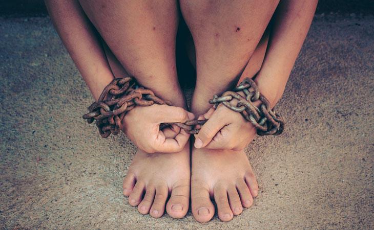 Mary cayó en las manos de una mafia de trata de menores