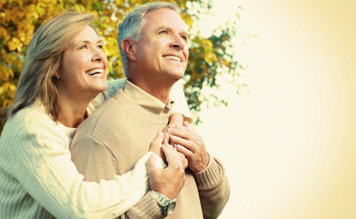 Los hombres suelen envejecer más lento que las mujeres