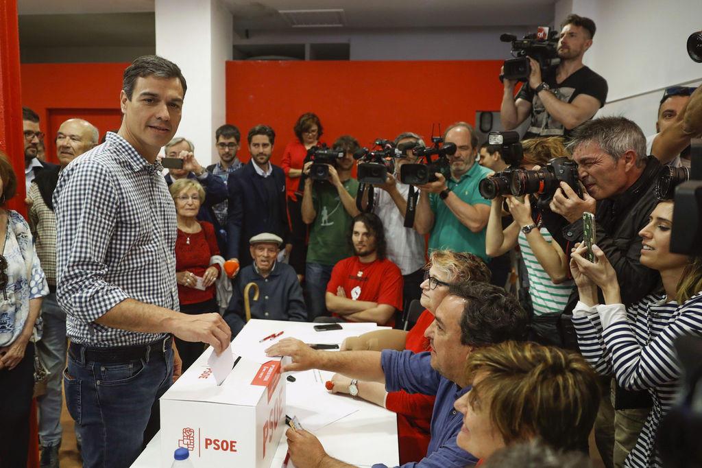 Pedro Sánchez supondría el giro a la izquierda del PSOE