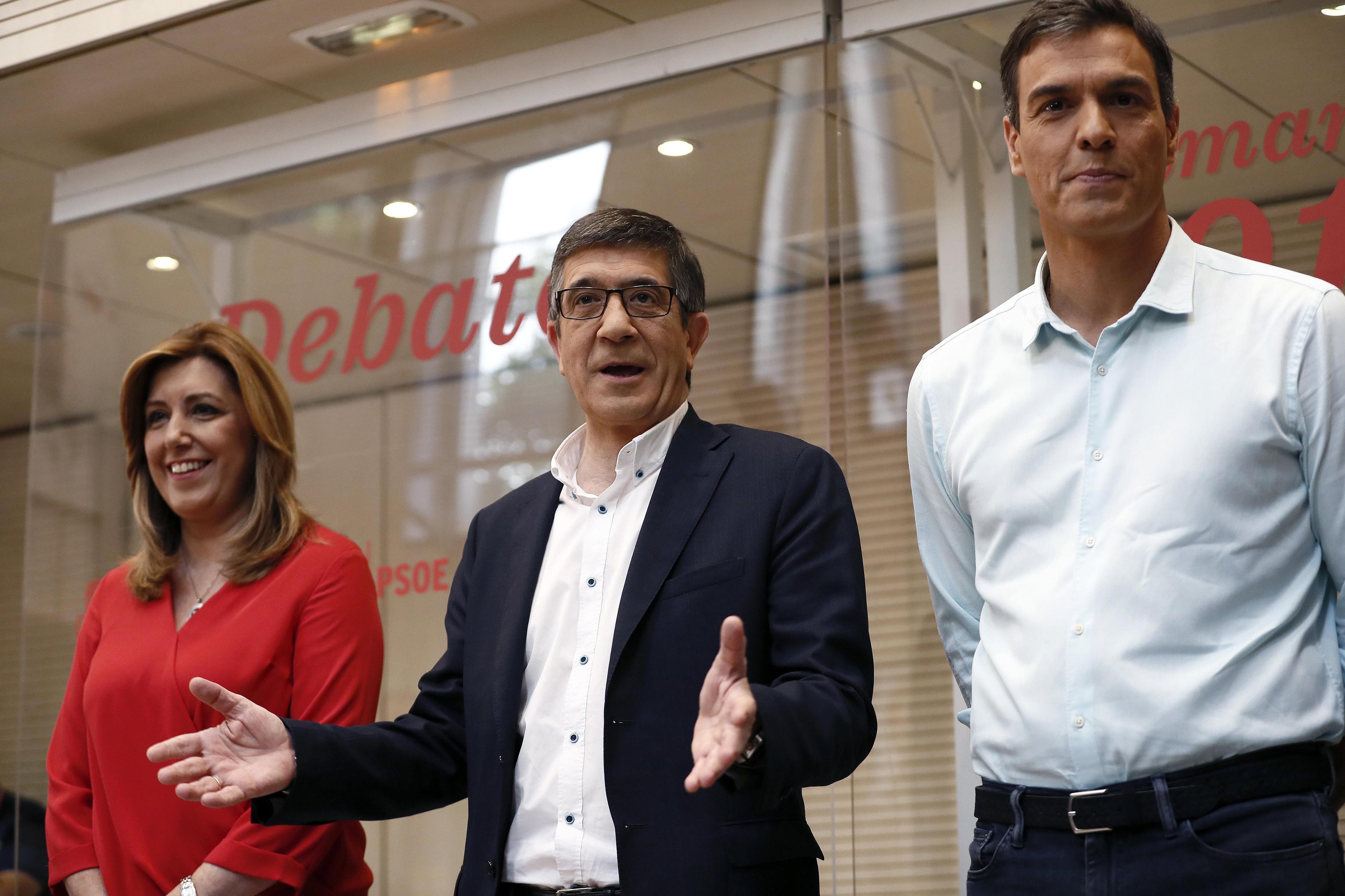 Pedro Sánchez se ha llevado más del 50 por ciento de los votos