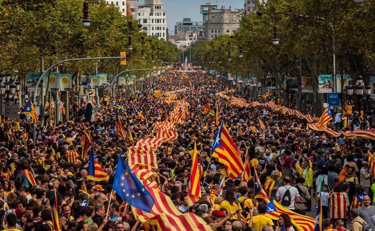 El texto da por descontado que Cataluña permanecerá integrada en Europa