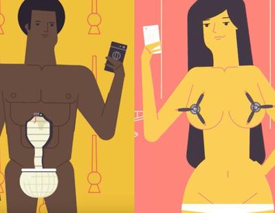 La app con filtros graciosos para tus genitales