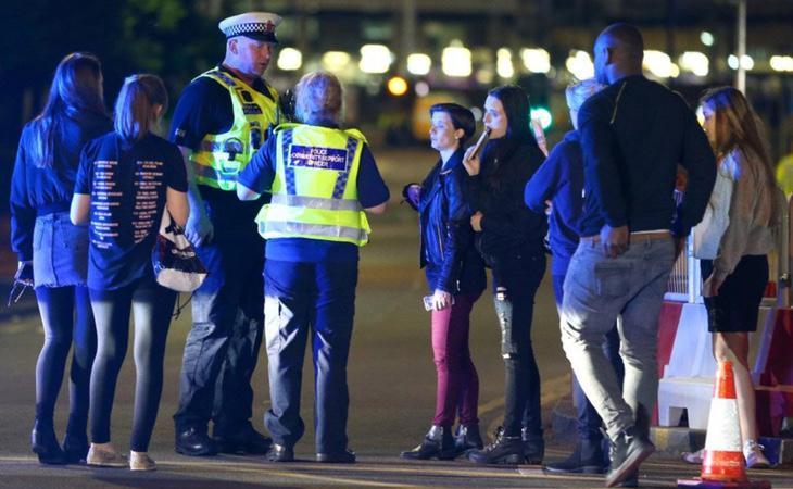 La Policía ya ha acordonado la zona y ha recomendado a los ciudadanos que eviten pasear por las inmediaciones