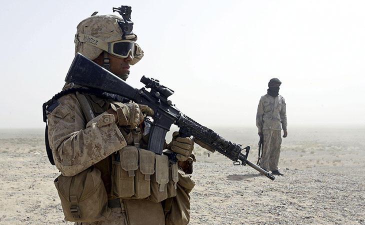 La guerra sí que beneficia a unos pocos
