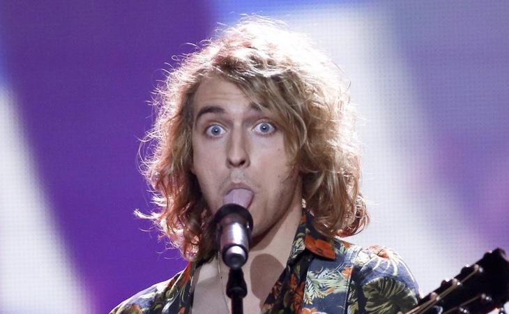 Manel Navarro consiguió el último puesto en Eurovisión