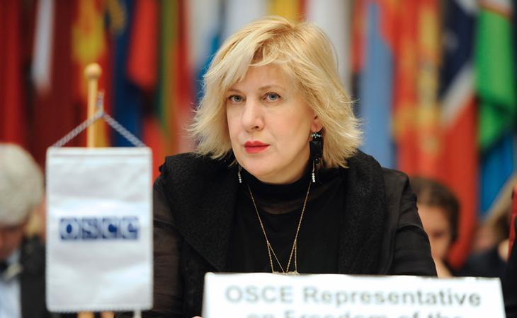 La representante de Libertad de Medios de la OSCE ha criticado los retrocesos en materia de libertad de expresión en España