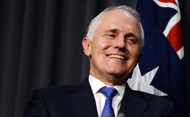 El conservador Malcolm Turnbull se ha posicionado en contra del matrimonio igualitario