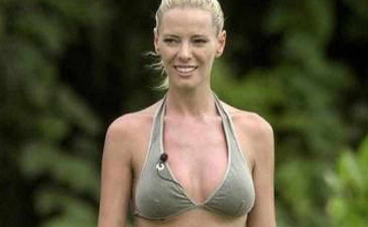 Paula Vázquez conquistó con sus bikinis en 'La isla de los famosos'