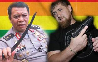 Indonesia sigue el camino de Chechenia: crea una policía anti-LGTBI