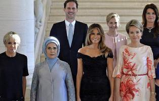 """La Casa Blanca """"olvida"""" nombrar al esposo del primer ministro de Luxemburgo"""