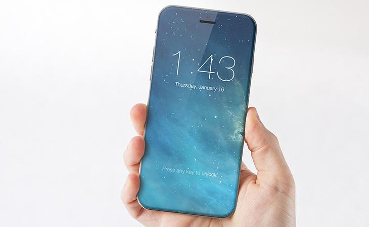 Prototipo del iPhone 8