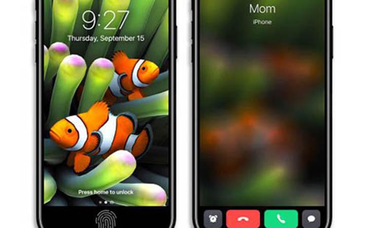 Así sería el área de función del nuevo iPhone 8
