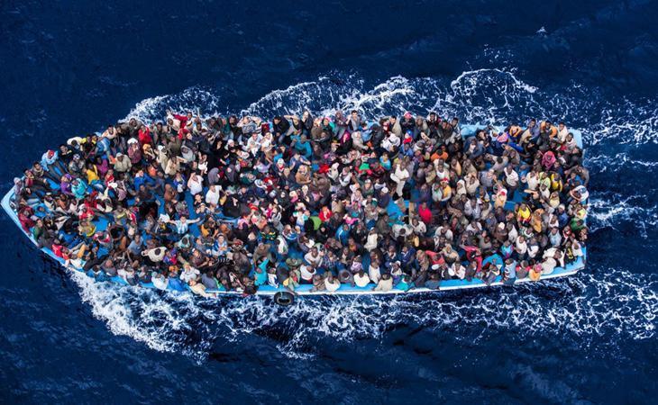 Más de 1.700 personas han perdido la vida en el Mediterráneo en 2017