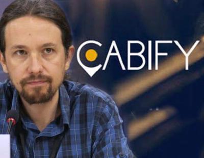 Cabify demanda a Podemos por acusarles de tributar fuera de España