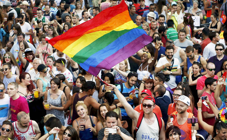 Orgullo LGTBI Mundial