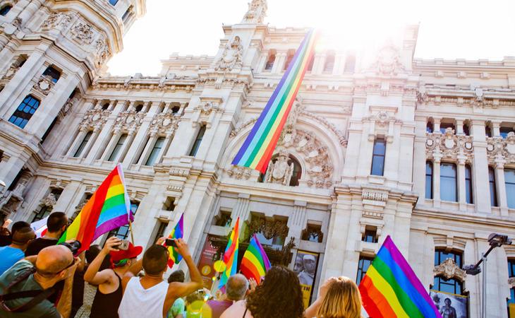 En Madrid hubo 239 agresiones homófobas