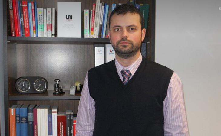 Eduardo Lorenzo Silva es el secretario de la patronal gallega
