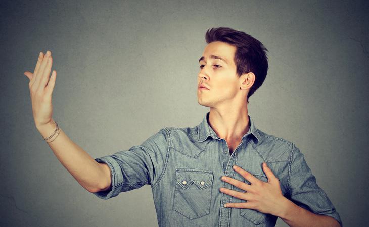 Las personas tóxicas acostumbran a ser arrogantes y poco empáticas