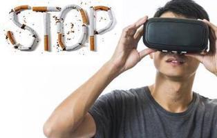 ¿Quieres dejar de fumar? La realidad virtual puede ayudarte