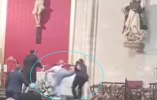 Irrumpe al grito de 'Alá es grande'  durante una boda en Valladolid y agrede a los asistentes