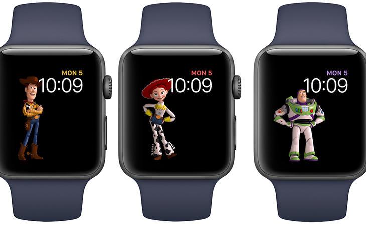 Disney llega al Apple Watch