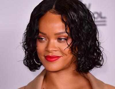La genial respuesta de Rihanna a la web que la llamó gorda