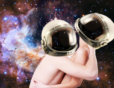 ¿Te imaginas tener sexo en el espacio? Pues tampoco es para tanto