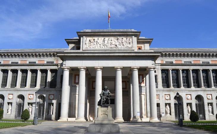 Sede del Museo del Prado en Madrid