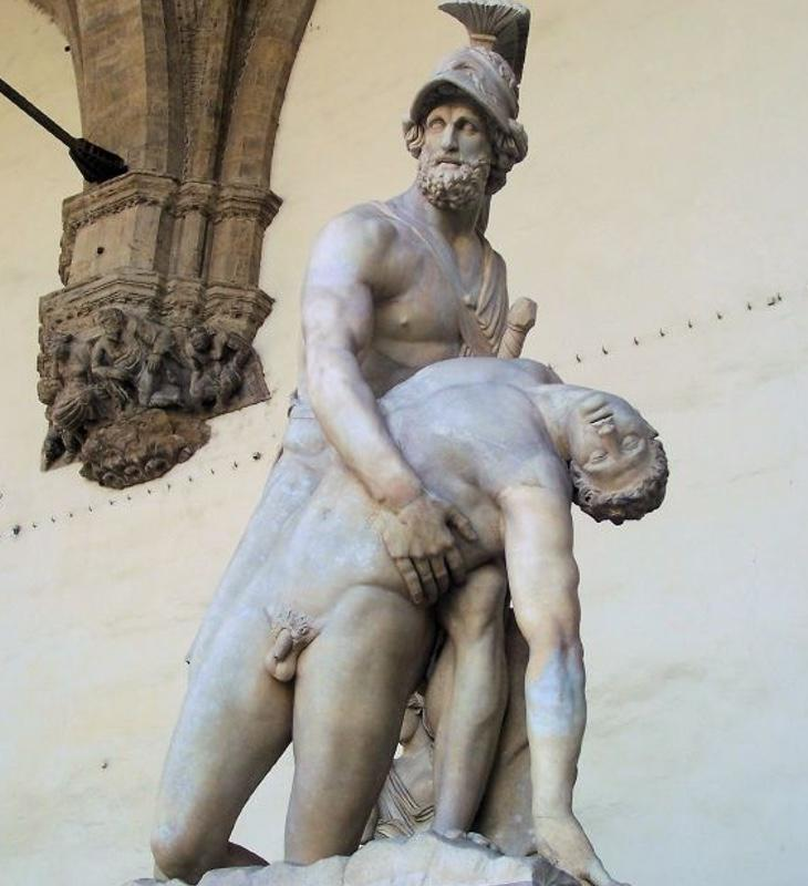 Durante el recorrido podrán visualizarse diversas obras históricas relacionadas con la homoerótica