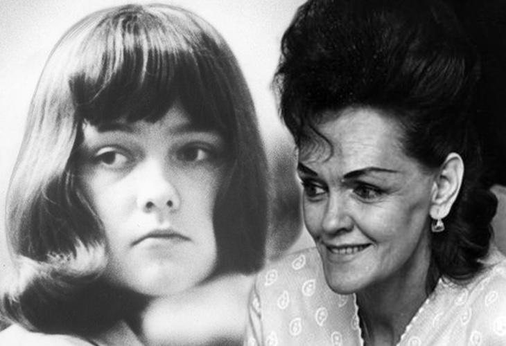 Paula (izquierda) y Gertrude Baiszewski (derecha)