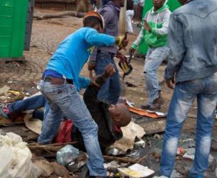 Cinco personas muertas en Mozambique por ser calvas
