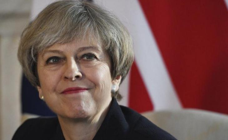 Theresa May gana pero con una victoria insuficiente