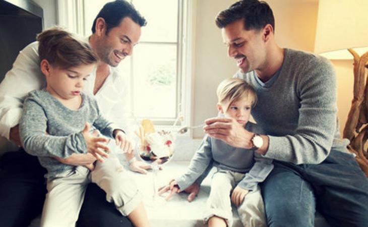 Las tareas de la casa se reparten en torno a las habilidades dentro de las parejas homosexuales