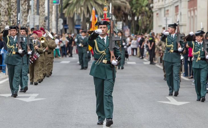 La Guardia Civil desfilará durante el World Pride