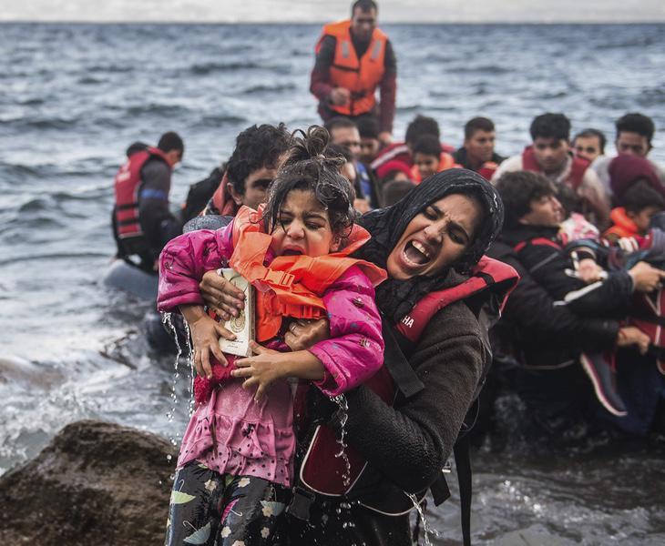 Más de 6.000 personas murieron en el Mediterráneo en 2016