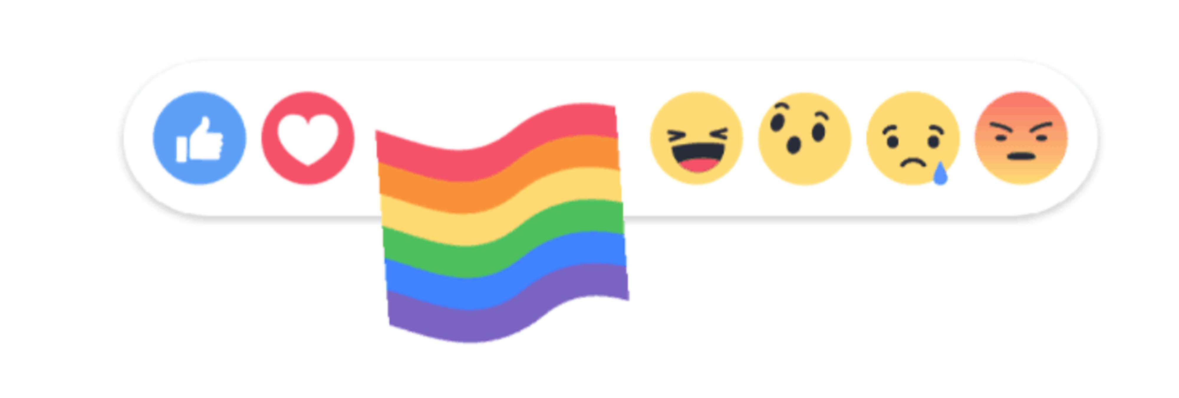 Cómo activar la reacción LGTBI en Facebook