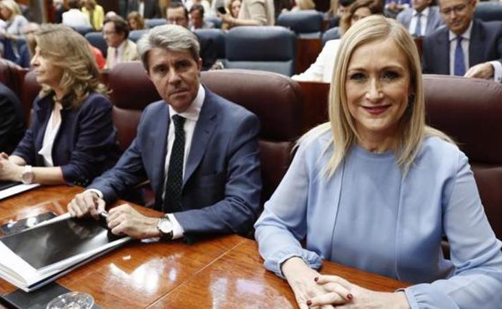 La moción de censura a Cristina Cifuentes tuvo un tono muy bronco que ahora no quieren replicar