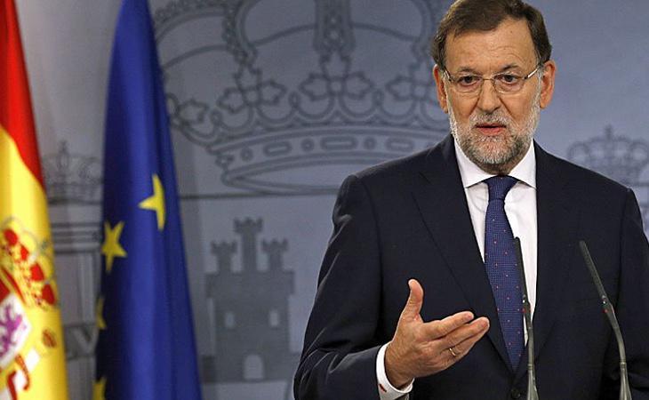 Podemos quiere desbancar a Mariano Rajoy de la presidencia del Gobierno