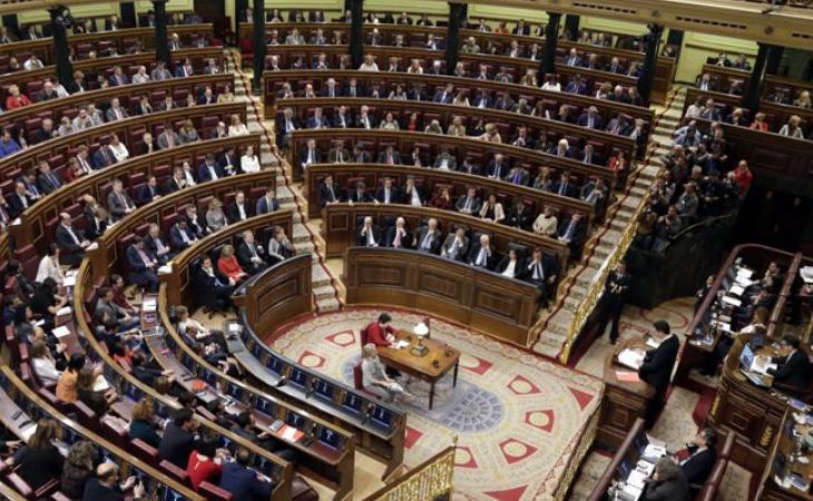 Podemos no podrá presentar otra moción de censura en lo que queda de legislatura