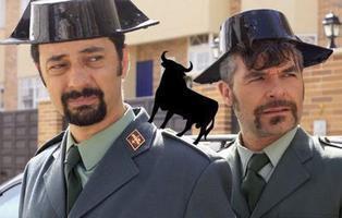 Clases de toreo para ascender en la Guardia Civil